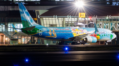 A picture of N560AS - Boeing 737890 - Alaska Airlines - © Alfredo La Red