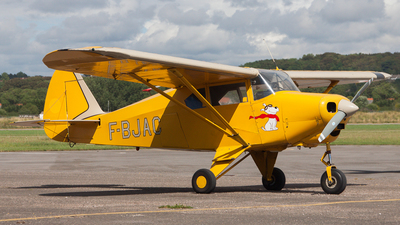 F-BJAC - Piper PA-22-150 Tri-Pacer - Private