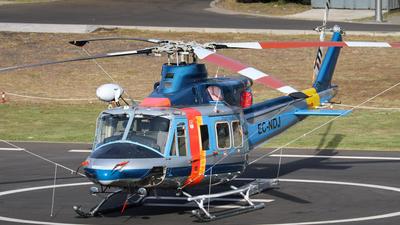 EC-NDJ - Bell 412HP - Pegasus Helicopters