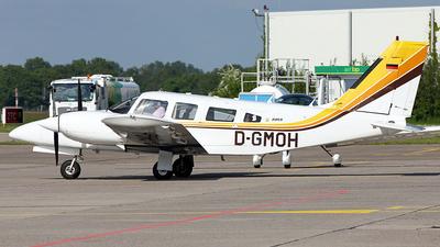 D-GMOH - Piper PA-34-200T Seneca II - Private