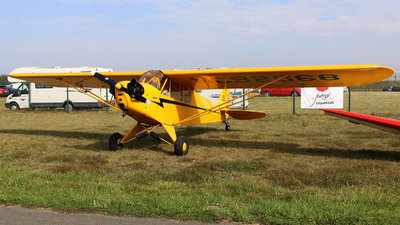 NC92668 - Piper J-3C-65 Cub - Private