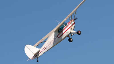 N36658 - Aeronca 65-CA Super Chief - Private