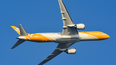 9V-OJD - Boeing 787-9 Dreamliner - Scoot