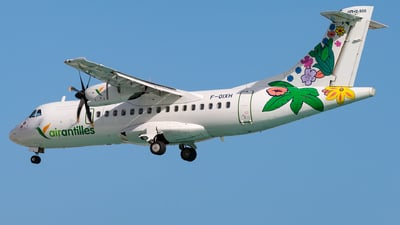 F-OIXH - ATR 42-500 - Air Antilles Express