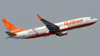 HL8064 - Boeing 737-8AS - Jeju Air