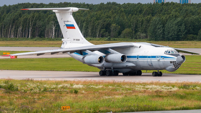 RF-76558 - Ilyushin IL-76MD - Russia - Air Force