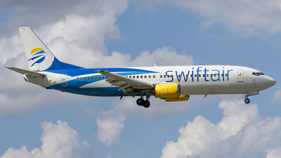 N441US - Boeing 737-4B7 - Swift Air