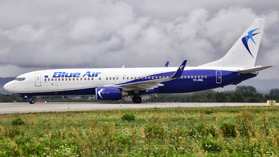 YR-BML - Boeing 737-82R - Blue Air