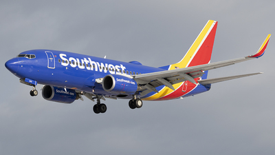 N940WN - Boeing 737-7H4 - Southwest Airlines