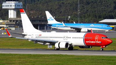 LN-ENL - Boeing 737-8JP - Norwegian