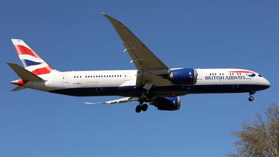 A picture of GZBKH - Boeing 7879 Dreamliner - British Airways - © J.M.Carballo