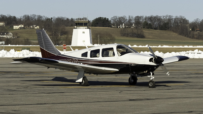N90MH - Piper PA-28R-200 Arrow II - Private