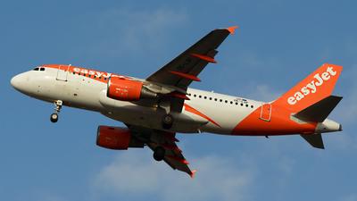 OE-LQF - Airbus A319-111 - easyJet Europe