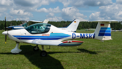 D-MSRV - Atec Zephyr 2000 - Private