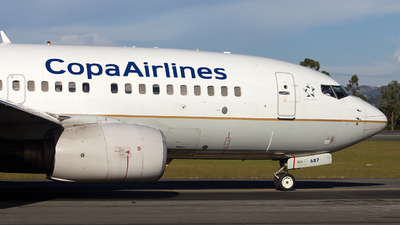 HP-1530CMP - Boeing 737-7V3 - Copa Airlines