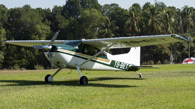 TG-BET - Cessna 185 Skywagon - Private