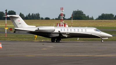 SP-CUD - Bombardier Learjet 75 - Blue Jet