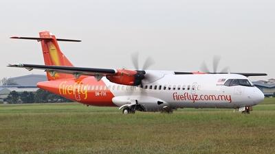 A picture of 9MFIH - ATR 72600 - [1285] - © André Klöckner