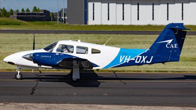 VH-OXJ - Piper PA-44-180 Seminole - CAE Oxford Aviation Academy