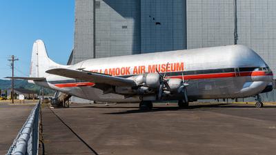 N422AU - Aero-Spacelines 377SGT Mini Guppy - Aero Union