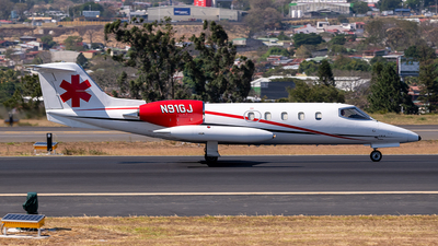N91GJ - Bombardier Learjet 35 - Private