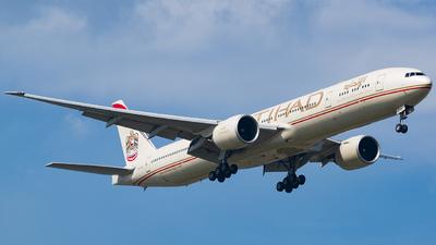 A picture of A6ETL - Boeing 7773FX(ER) - Etihad Airways - © YunHyeok Choi