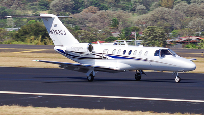 N383CJ - Cessna 525B CitationJet 3 - Cessna Aircraft Company