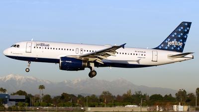 N709JB - Airbus A320-232 - jetBlue Airways