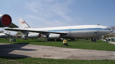 CCCP-86000 - Ilyushin IL-86 - Aeroflot