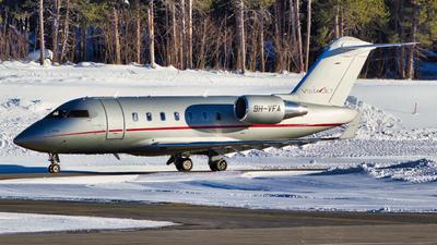 9H-VFA - Bombardier CL-600-2B16 Challenger 605 - VistaJet