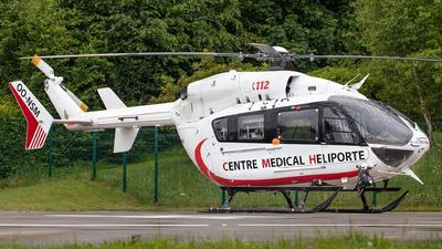 OO-NSM - Eurocopter EC 145 - Noordzee Helikopters Vlaanderen (NHV)