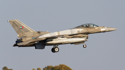 3064 - Lockheed Martin F-16E Fighting Falcon - United Arab Emirates - Air Force