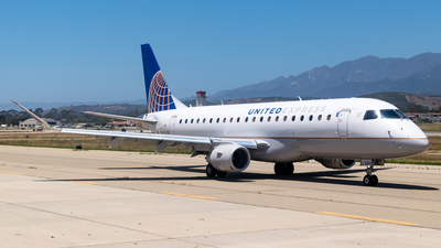 N103SY - Embraer 170-200LR - United Express (SkyWest Airlines)