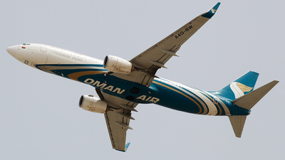 A picture of A4OBW - Boeing 73781M - Oman Air - © Oleksiy Naumov