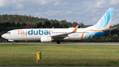 A picture of A6FDX - Boeing 7378KN - [40251] - © Łukasz Stawiarz