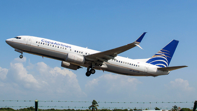 HP-1841CMP - Boeing 737-8V3 - Copa Airlines