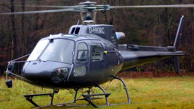 D-HKMC - Eurocopter AS 350B3 Ecureuil - KMN Koopmann Helicopter