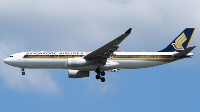 A picture of 9VSSE - Airbus A330343 - Singapore Airlines - © Lim Kai Yang