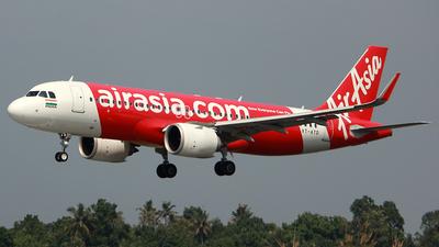 VT-ATD - Airbus A320-251N - AirAsia India