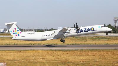 UP-DH002 - Bombardier Dash 8-Q400 - Qazaq Air