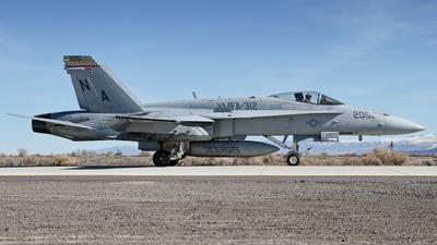 164900 - McDonnell Douglas F-18C Hornet - United States - US Marine Corps (USMC)