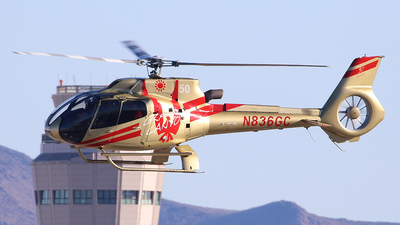 N836GC - Eurocopter EC 130T2 - Papillon Grand Canyon Helicopters