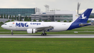 TC-MCB - Airbus A300B4-203(F) - MNG Airlines