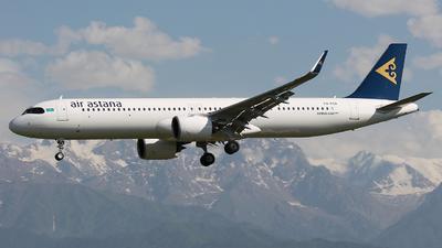 P4-KGB - Airbus A321-271NX - Air Astana