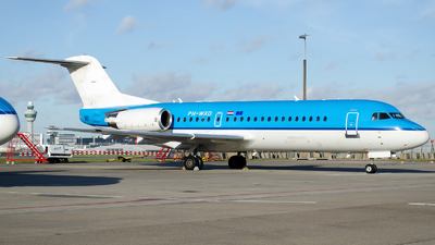 PH-WXD - Fokker 70 - Untitled