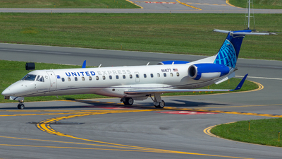 N14177 - Embraer ERJ-145XR - United Express (Commutair)