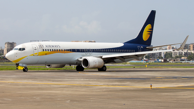 VT-JFD - Boeing 737-8AL - Jet Airways