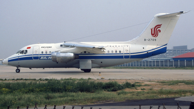 B-2709 - British Aerospace BAe 146-100 - Air China