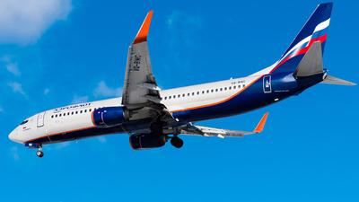 A picture of VQBWC - Boeing 7378LJ - Aeroflot - © Alexander Lebedev