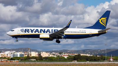 A picture of EIEVR - Boeing 7378AS - Ryanair - © Carlos Miguel Seabra